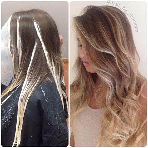 como hacerme el balayage highlights en pelo corto mechas balayage como hacerlas bien explicadas paso a paso