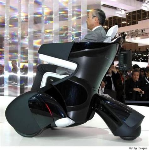 toyota i real concept wheel chair bored look no further