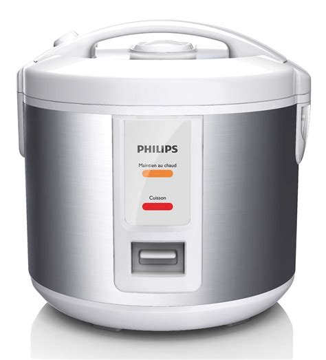 Rice Cooker Philips 1 8 L daily collection rice cooker hd3011 08 philips