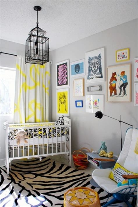 30 Gender Neutral Nursery Design Ideas Kidsomania Cool Nursery Decor