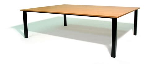 Square Or Rectangle Coffee Table Table Bois Rectangle Wraste