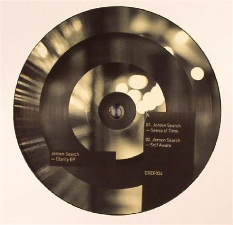 Ep Search Jeroen Search Clarity Ep Vinyl At Juno Records