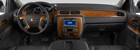 gmc dash kits wood dash trim carbon fiber flat dash