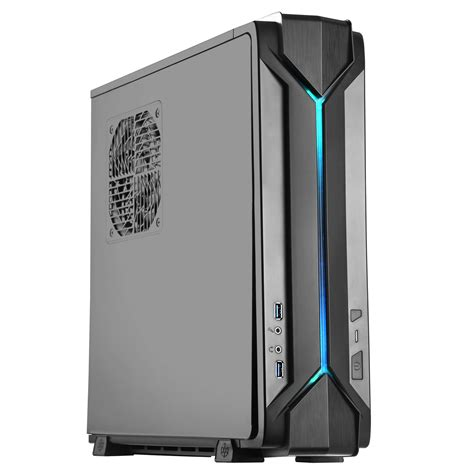 Casing Silverstone Rvz03 silverstone rvz03 a new itx from silverstone with rgb tech news and reviews linus