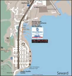us map seward alaska alaska maps of cities towns and highways