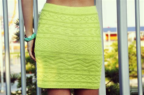 knitted bodycon skirt shes electric aztec pattern bodycon skirt girly knits