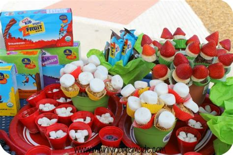 backyard party food ideas park scavenger hunt and outdoor party to get kids active