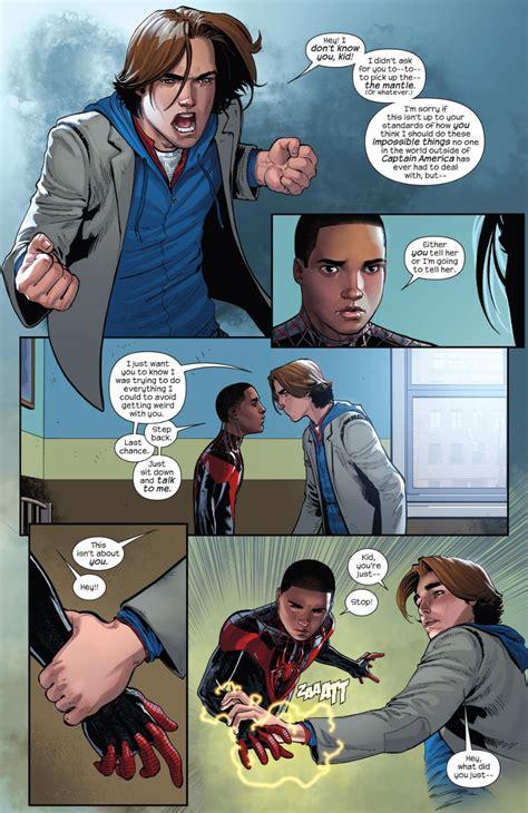 Spider Morales Vol 2 image morales ultimate spider vol 1 2 page 9