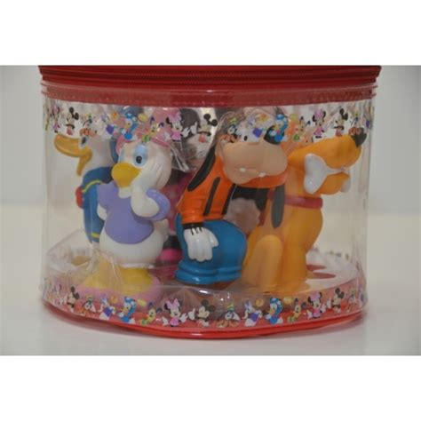 mickey mouse clubhouse bathroom mickey mouse clubhouse squeeze bath set