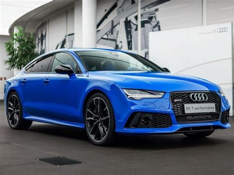 Does Audi Belong To Volkswagen You Can Now Order Your Audi In Porsche Blue