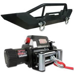 1987 06 jeep wrangler front bumper 9 500lb performance