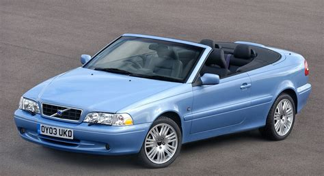 volvo roadster volvo c70 convertible review 1999 2005 parkers