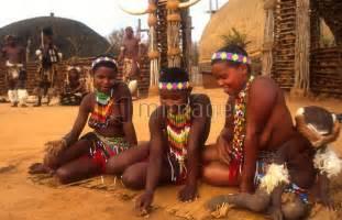 gallery for gt zulu girls culture