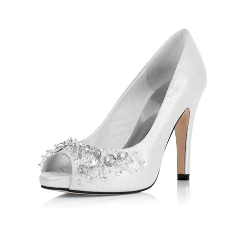 high heel wedding shoes for bridesmaids wardrobelooks