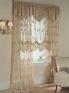 Shari Lace Curtains Home Shari Lace Rod Pocket Sheer Panel Lace Curtains Lace And Curtains
