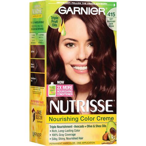 garnier nutrisse colores garnier nutrisse nourishing color creme
