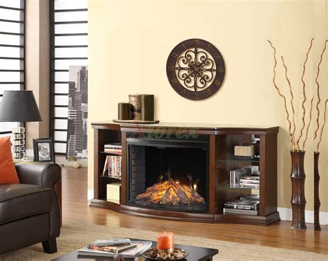 Low Profile Electric Fireplace by Electric Fireplace With Mantel Astoria Infrared Electric