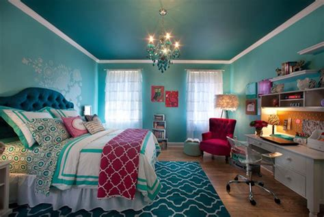 bedroom paint ideas  teenage girls   interior god