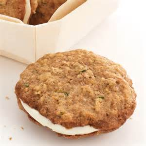 martha stewart cookies zucchini nut bread cookie sandwiches recipe martha stewart