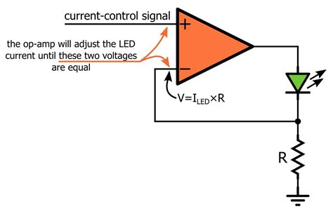 constant current resistor the basics constant current led drive circuitry lekule