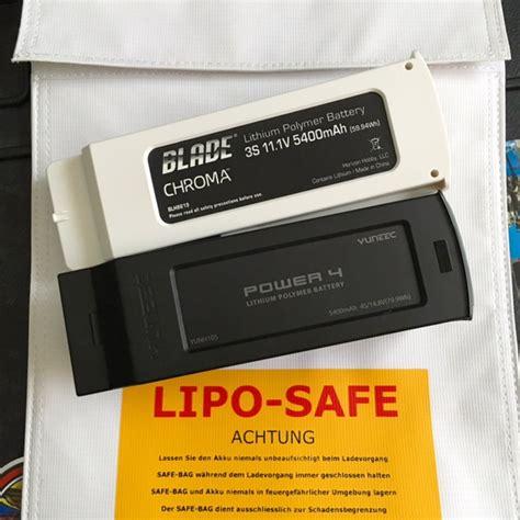 portare il in aereo portare batterie lipo in aereo in sicurezza