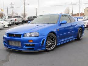 Nissan Skyline R34 Gtr 1999 Nissan Skyline Gt R R34 Start Up Test Drive And