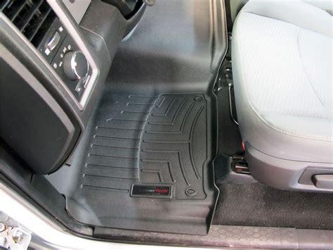 2016 ram 1500 weathertech front auto floor mat black