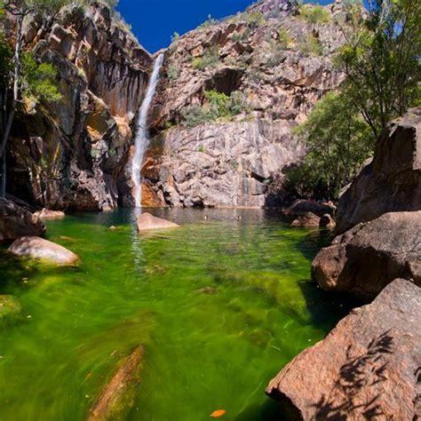 motor car falls motor car falls kakadu national park