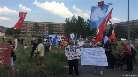 germans protest us movements outside berlin germany news and in depth reporting from