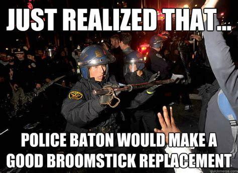 Riot Meme - terrified female riot cop memes quickmeme