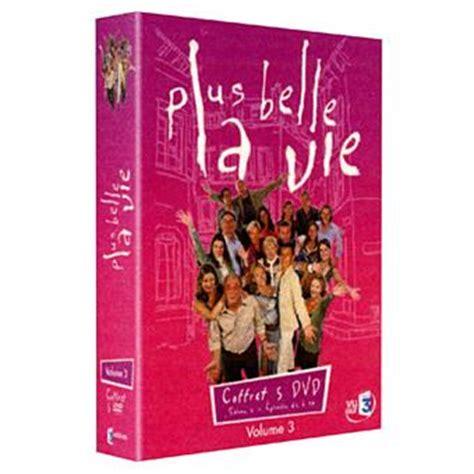 eplogo volume 3 la plus belle la vie plus belle la vie coffret volume 3 episodes 61 224 90 coffret dvd dvd