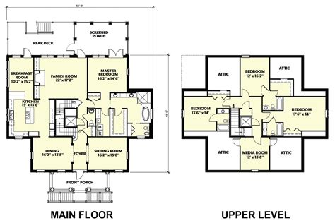 open plan house modern open space house plans modern house