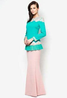 fesyen baju kurung moden zalora baju kurung moden lace minimalis baju raya 2016 fesyen