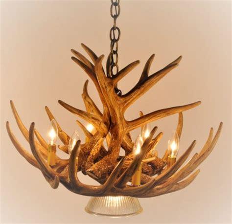 deer antler chandelier whitetail deer 9 antler chandelier cast horn designs
