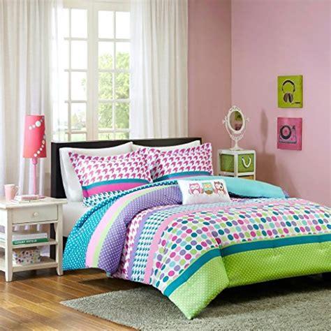 bedroom adorable pink and purple comforter sets queen adorable girls teen kids owl bedding comforter set full