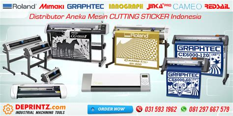 Printer Sticker Murah jual mesin cutting sticker murah jakarta custom sticker