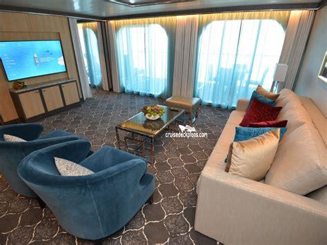 symphony   seas owners suite details
