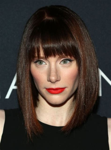 blunt cut hairstyles with bangs hairstyles with bangs blunt cut straight across tattoo