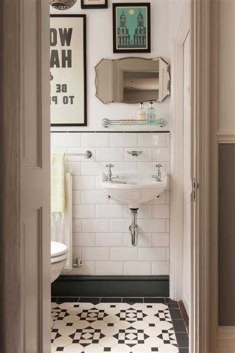 tür für badezimmer retro badezimmer idee