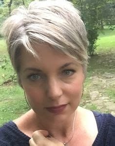 pixie cuts for thick gray hair 1000 images about hairstyles on pinterest gray hair