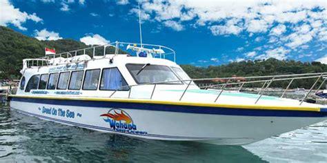 fast boat wahana gili ocean wahana gili ocean gili island fastboats