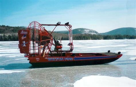 airboat safety bolton fire rescue airboat on ice airboats pinterest