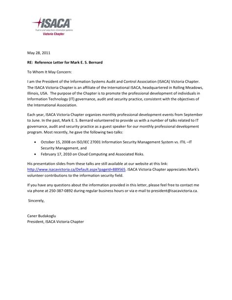 charity letter of recommendation charity nomination letter 28 images 27 images of