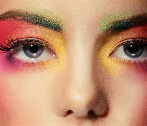 imagenes de ojos fantasia maquillaje de ojos fantas 237 a para looks extremos