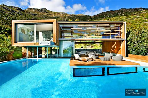 luxury at its best south african house by antoni associates spa house luxury residence hout bay cape town south