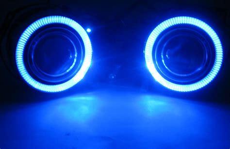 7 color projector fog lights 7 color
