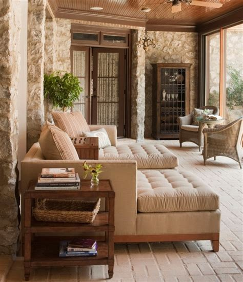 Sunroom Chairs Choosing Sunroom Furniture To Match Your Design Style