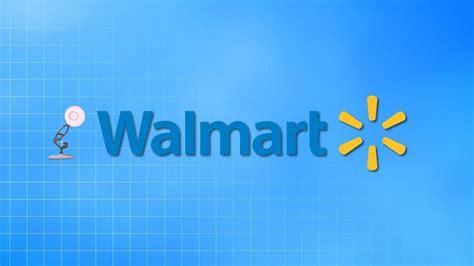 walmart stores spoof pixar lamp luxo jr logo youtube