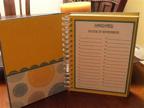 Dates To Remember Book Perpetual Calendar  Ee  Birthday Ee
