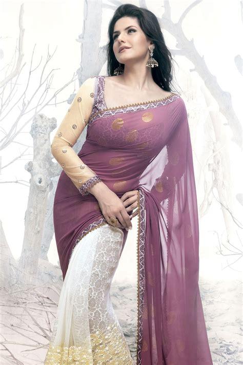 Designer Saree Wallpaper